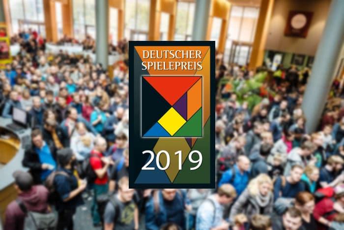 Jährlich auf der SPIEL verliehen: Deutscher Spielepreis